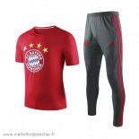Maillot Football Entrainement Ensemble Bayern Munich 2019 2020