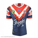 Maillot Rugby Sydney Roosters 2018 Bleu