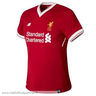 Maillot foot Domicile Femme Liverpool 2017 2018