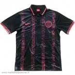 Polo Paris Saint Germain 2019 2020 Noir Rosa