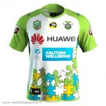 Huawei Caridad Maillot Rugby Canberra Raiders 2018