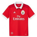 Maillot foot Domicile Benfica 2017 2018