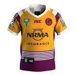 Maillot Rugby Brisbane Broncos 30th