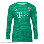 Maillot Football Manches Longues Gardien Bayern Munich 2019 2020