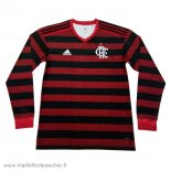Domicile Maillot Football Manches Longues Flamengo 2019 2020