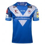 Maillot foot Domicile Rugby Samoa 2017