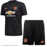 Third Maillot Football Ensemble Enfant Manchester United 2019 2020
