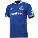 Maillot foot Domicile Everton 2018 2019