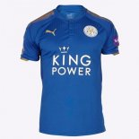 Maillot foot Domicile Leicester City 2017 2018