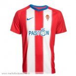 Maillot foot Domicile Sporting Gijon 2018 2019