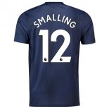 NO.12 Smalling Third Manchester United Maillot Football Pas Cher 2018-2019