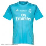 Domicile Gardien Maillot foot Real Madrid Final Cardiff 2017