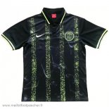 Polo Paris Saint Germain 2019 2020 Noir Vert