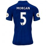 Morgan Domicile Maillot Leicester City 2016 2017