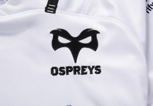 Maillot foot Exterieur Rugby Ospreys 2017 2018