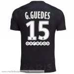 G.Guedes Maillot foot Third PSG 2017 2018